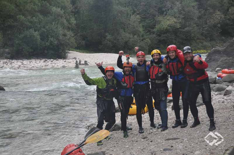 Koritnica-RUN – Offenes Packrafting Event
